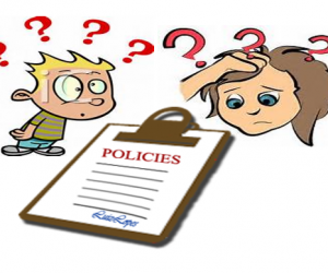 MFR, Store & Manager Policies; the Proper Order of Things