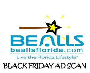 Bealls Florida Black Friday Ad Scan