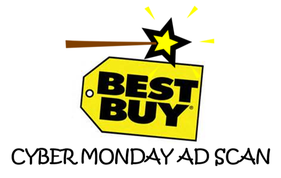 Best Buy Cyber Monday Ad Scan