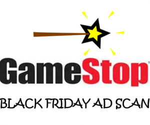 Black Friday GameStop Ad Scan for 2017