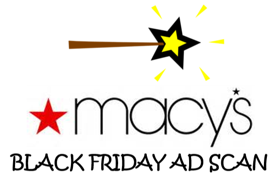 Macy's Black Friday Ad Scan