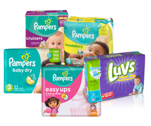 Printable Coupons for Pampers & Luvs
