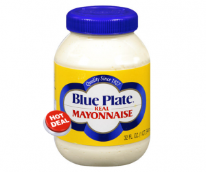 Publix Deal Alert – FREE Blue Plate Mayo