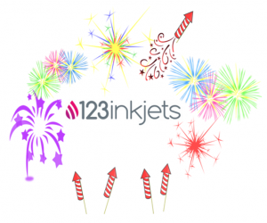 123Inkjets 4th of July Sale – SAVE 17% + FREE Ship