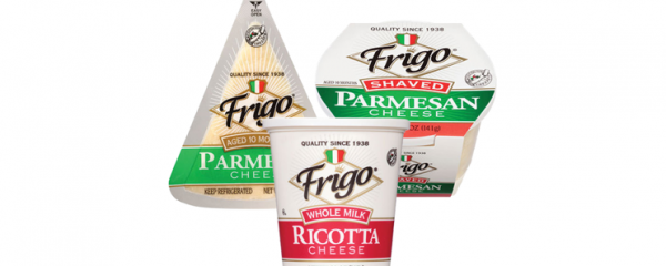 Frigo Cheese Products new