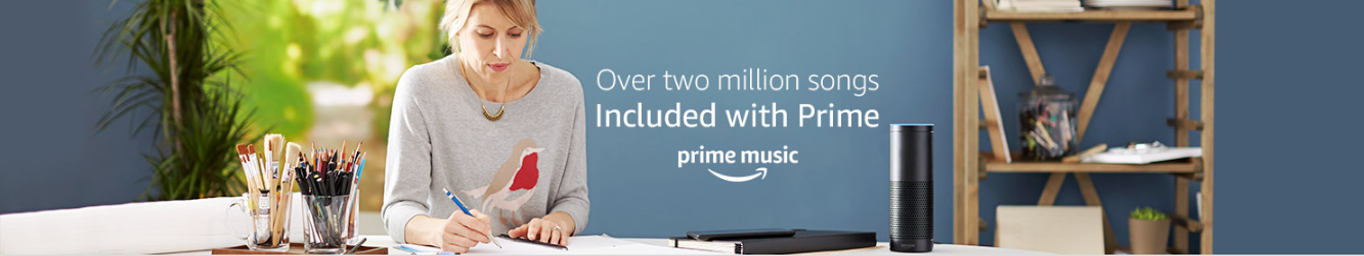 Amazon Prime Banner 1
