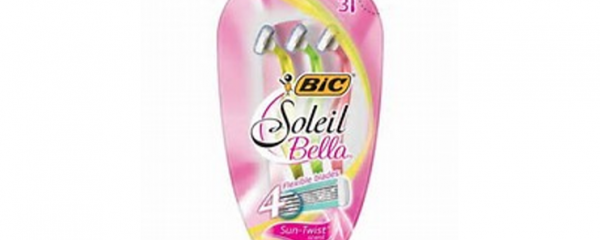 BIC Soleil Bella Disposable Razors new