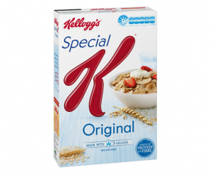 Printable Coupon – SAVE $1 on Special K Cereal