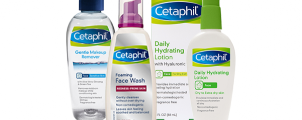 Cetaphil Products new