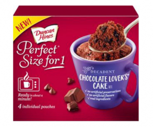 Printable Coupon – SAVE $0.75 on Duncan Hines