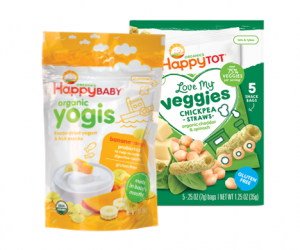 Printable Coupon – SAVE $1 on Happy Baby or Tot