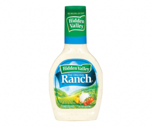 Printable Coupon – SAVE $0.75 on Hidden Valley