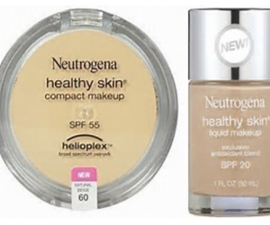 Printable Coupon – SAVE $4 on Neutrogena Face Cosmetics