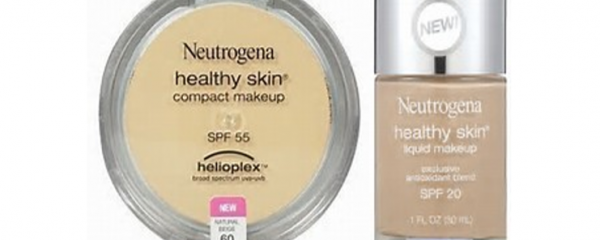 Neutrogena Face Cosmetics new