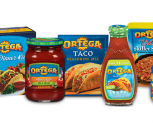 Printable Coupon – SAVE $1 on Ortega