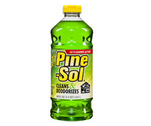 Printable Coupon – SAVE $0.75 on Pine-Sol