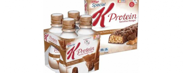 Special K Protein Bars & Shakes new