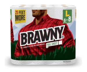 Printable Coupon – SAVE $1 on Brawny
