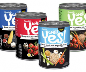 Printable Coupon – SAVE $0.75 on Campbell's Well Yes!