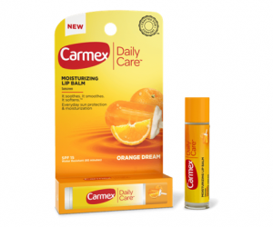 Printable Coupon – SAVE $0.35 on Carmex DC Lip Balm