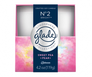 Printable Coupon – SAVE $1 on Glade Atmosphere