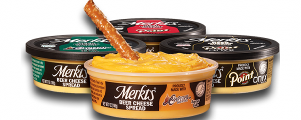 Merkts Beer Cheese Spreads new