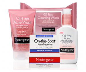Printable Coupon – B2G1 Neutrogena Cleansing Products