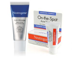 Printable Coupon – SAVE $4 on Neutrogena Moisturizer