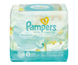 Printable Coupon – SAVE $1 on Pampers Wipes