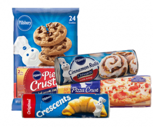 Printable Coupon – SAVE $1 on Pillsbury Refrigerated Baked Goods