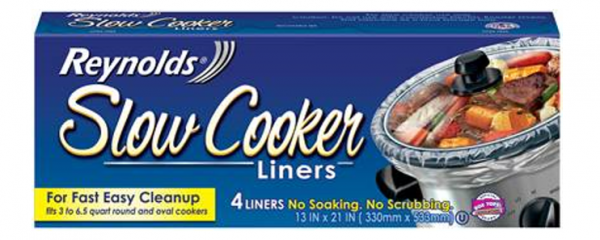Reynolds Slow Cooker Liners new