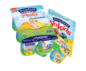 Printable Coupon – SAVE $1 on Stonyfield