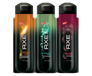 Printable Coupon – SAVE $1.50 on AXE Shampoo