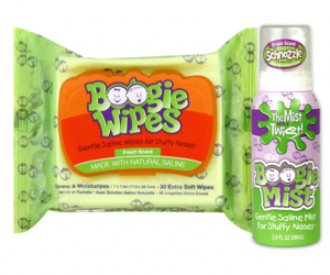 Printable Coupon – SAVE $1 on Boogie Wipes or Mist