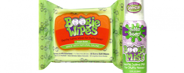 Boogie Wipes & Mist new