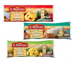 Printable Coupon – SAVE $1 on El Monterey Singles