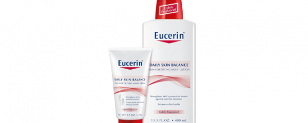 Eucerin Lotions new