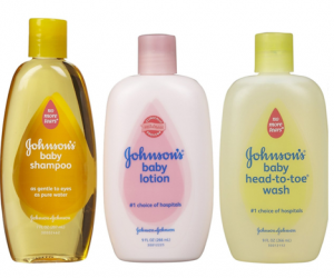 Printable Coupon – SAVE $1 on Johnson's Baby