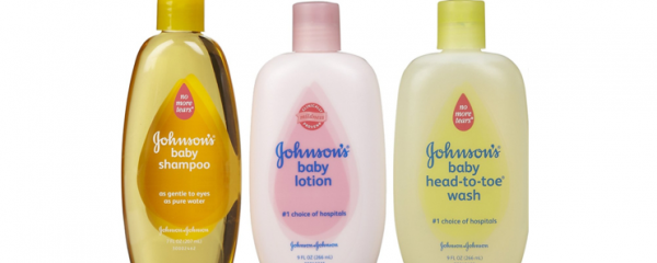Johnson's Baby Products - No Powder new