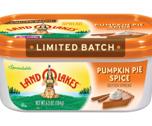 Printable Coupon – SAVE $0.75 on Land O Lakes Pumpkin