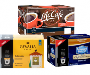 Printable Coupon – SAVE $1 on K-Cups from Kraft