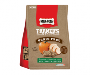 Printable Coupon – SAVE $1 on Milk-Bone Farmer's Market