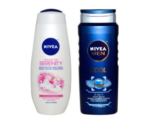 Printable Coupon – SAVE $3 on Nivea Body Wash