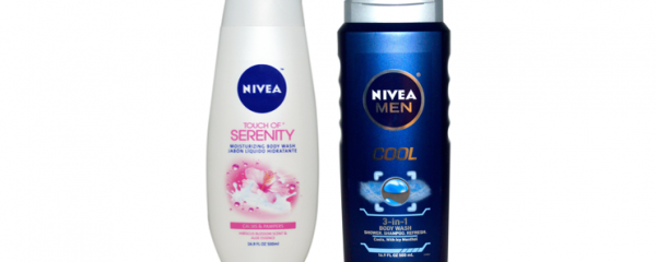 Nivea & Nivea Men Body Washes new