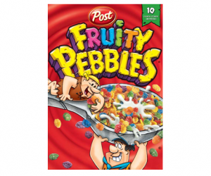 Printable Coupon – SAVE $0.50 on Fruity Pebbles