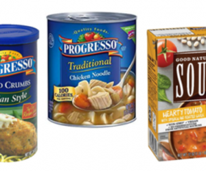 Printable Coupon – SAVE $1 on Progresso Products