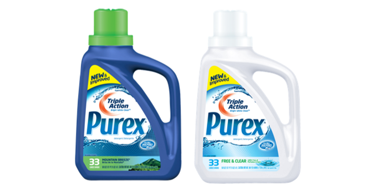 graphic relating to Purex Coupons Printable identified as Printable Coupon - Help you save $1 upon 1 Purex, Any Dimensions -