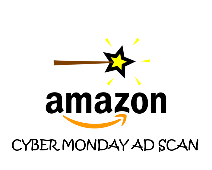 Amazon Cyber Monday Ad Scan