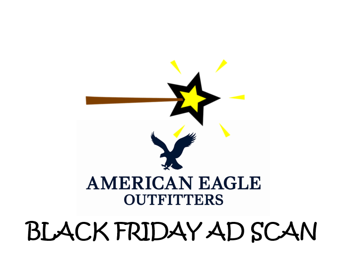 American Eagle Black Friday Ad Scan
