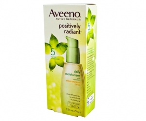 Printable Coupon – SAVE $3 on Aveeno Positively Radiant